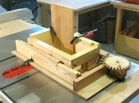 woodworking ca advance box joint jig v1