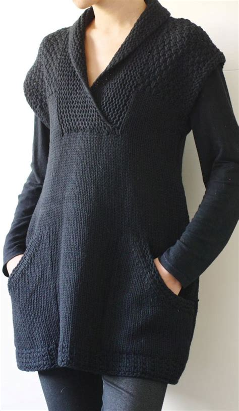 sleeveless sweater knitting pattern the world s catalog of ideas