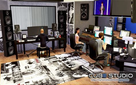 Cheats On Home Design the sims 4 request cube studio homeless sims