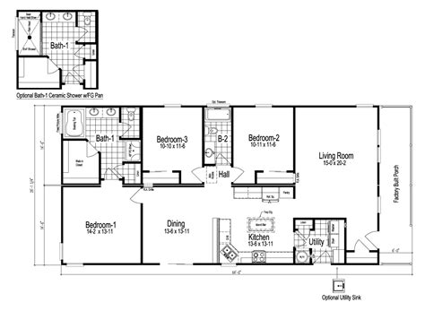 palm harbor mobile home floor plans wilmington manufactured home floor plan or modular floor plans