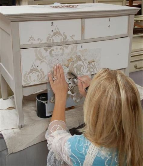 decoupage furniture ideas 20 paint shabby chic style best 25 living