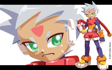 megaman zx gray megaman zx advent by alansdr on deviantart