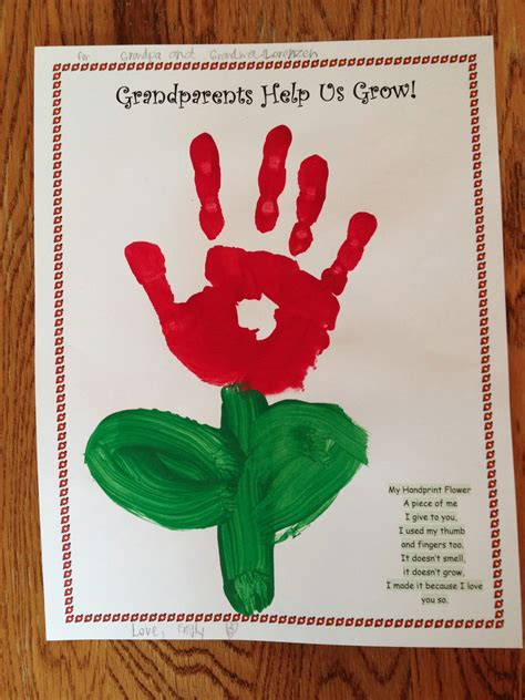 grandparents day craft ideas for of the lorenzens grandparents day