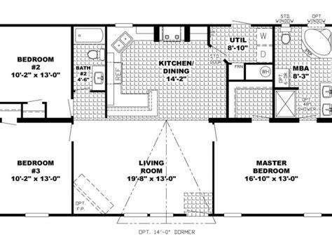 open ranch floor plans open floor plan ranch house plans 2018 house plans
