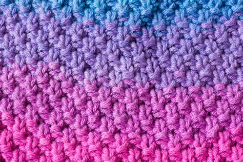 how to knit moss stitch diy crocheted and knit dishcloths and washcloths to help
