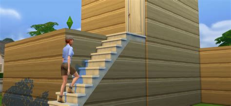 how to build basement stairs the sims 4 building stairs and basements