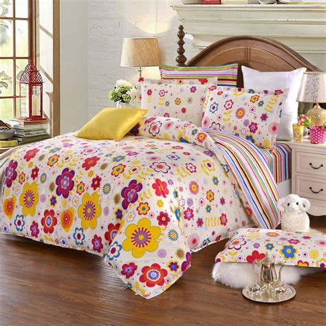 colorful comforter sets sunflowers bedding cheap comforter sets size