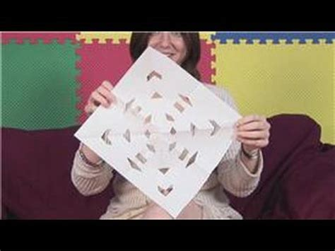 crafts made out of construction paper how to make a snowflake costume