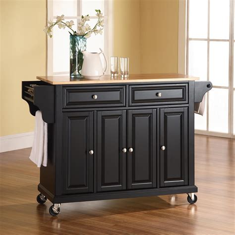 island kitchen carts crosley furniture kf3000 kitchen island cart atg stores