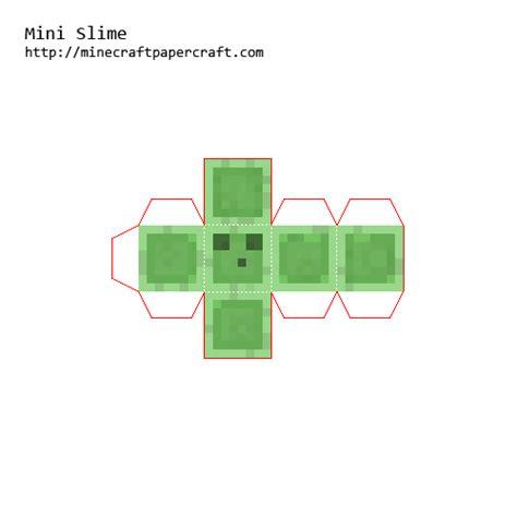 origami slime papercraft mini slime