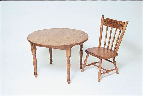 amish table and chairs amish made wooden activity table and chairs