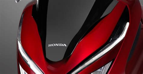 Pcx 2018 Second by 2018 Honda Pcx125 Revealed For The European Market