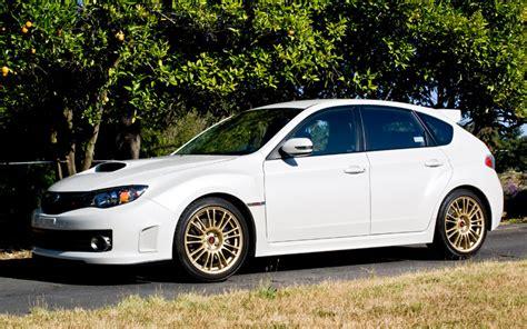 2009 Subaru Wrx Hatchback by 2009 Subaru Impreza Wrx Sti Spt Test Motor Trend