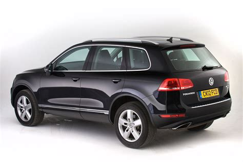 Used Volkswagen by Used Volkswagen Touareg Review Pictures Auto Express