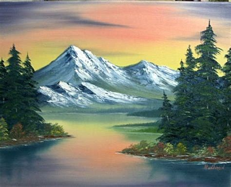 bob ross paintings mountains bob ross mountains search water sea sand