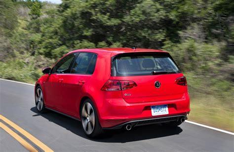 Gti 2016 Specs by 2016 Volkswagen Golf Gti Autobahn Standard Features
