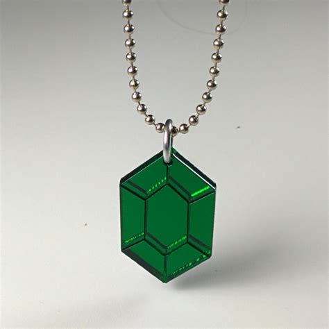 how to make laser cut jewelry green gem laser cut mirror acrylic necklace cactus mafia