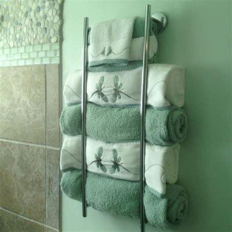 towel storage in small bathroom 18 diy towel storage ideas to easily organize the bathroom