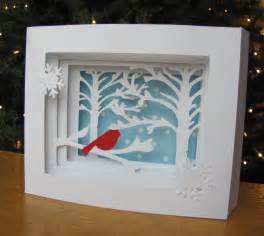 how to make a 3d card 3d cards make a pretty impressive gift paper and musings
