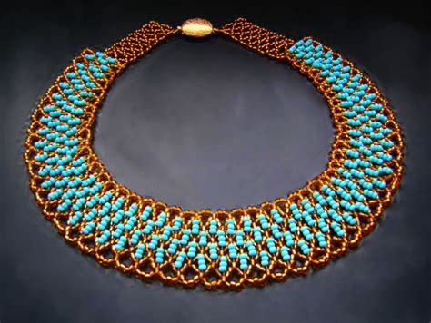 beaded jewelry tutorials free pattern for beaded necklace paula magic
