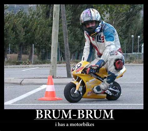 Funny Motorrad Bilder by Gallery I Has A Motorbikes Funny Pictures Fresh