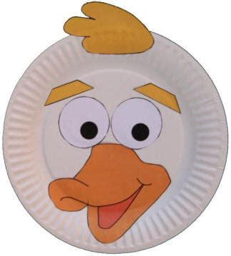 paper plate duck craft nothing found for rainforest animal crafts