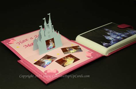 how to make a pop up castle card castle pop up card tutorial creative pop up cards