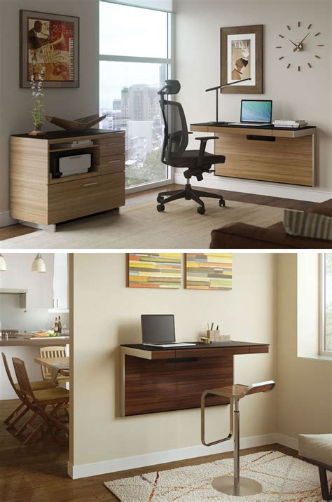 desks in small spaces 16 wall desk ideas that are great for small spaces