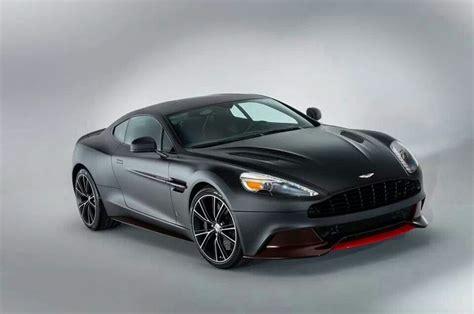 Matte Black Aston Martin by Q By Aston Martin Vanquish Matte Black Machines