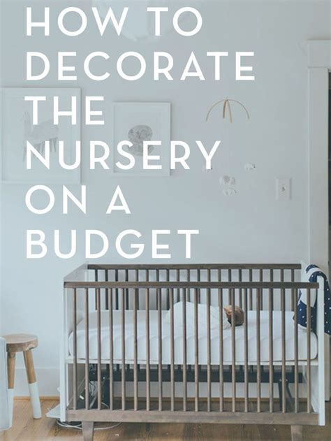 decorating a nursery on a budget best 25 budget nursery ideas on beige baby