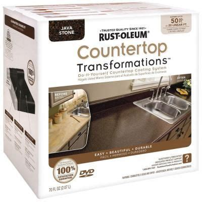 home depot paint for countertops cabinet countertop paint rust oleum transformations
