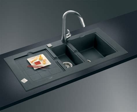 granite kitchen sinks reviews black granite sink home designs project