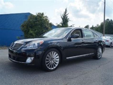Hyundai Equus Horsepower by Used 2016 Hyundai Equus For Sale Pricing Features