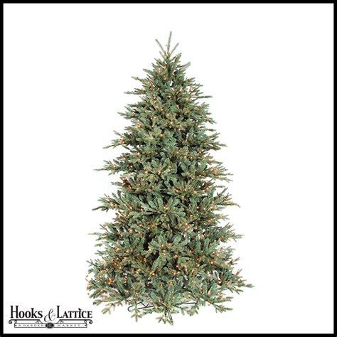 mini pre lit tree 9 ft mini pre lit fir artificial tree w