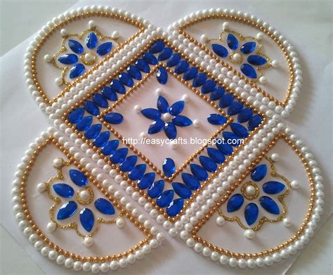 rangoli craft for easy crafts explore your creativity traditional design