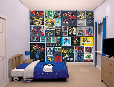 transformers bedroom transformers wall mural wall murals ireland