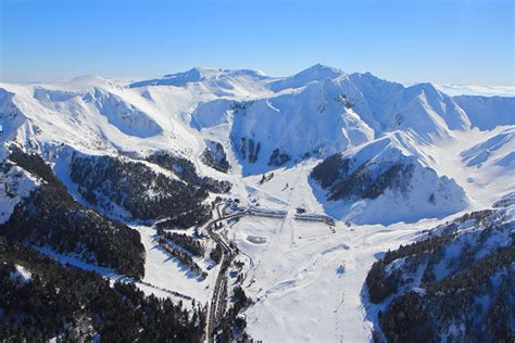 le mont dore pr 233 sentation de le mont dore la station le domaine skiable