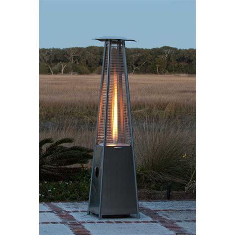 sense patio heaters sense 40000 btu pyramid propane patio heater