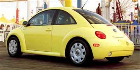 Volkswagen Beetle Tire Size by 2001 Volkswagen New Beetle Tires Iseecars