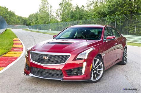Cadillac Cts by 2016 Cadillac Cts V Colors