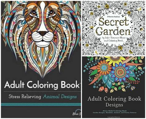 picture books for adults the coloring craze continues and there is no end in