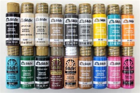 folk acrylic paint baking the db painting series photo finish s magics resources