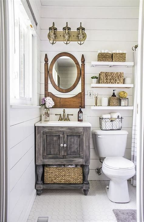 country style bathroom decorating ideas rustic farmhouse bathroom ideas hative