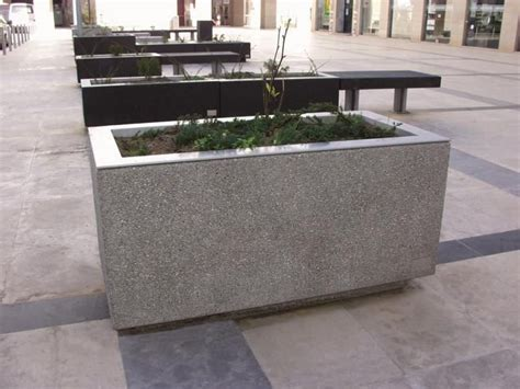concrete planter boxes concrete planter boxes touch your outdoor space with