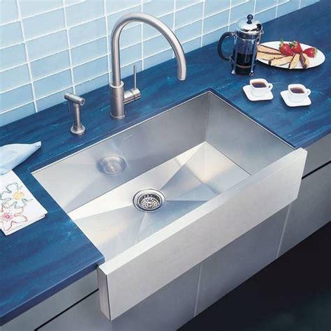 modern kitchen sinks blanco precision single bowl stainless steel sink