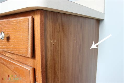 can you stain kitchen cabinets how to use gel stain on cabinets the the bad