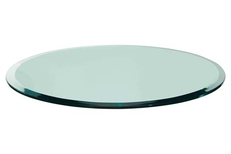30 inch glass table tops