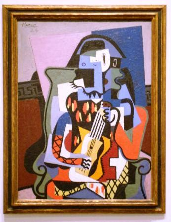 picasso paintings in national gallery picasso harlequin musician picture of national gallery