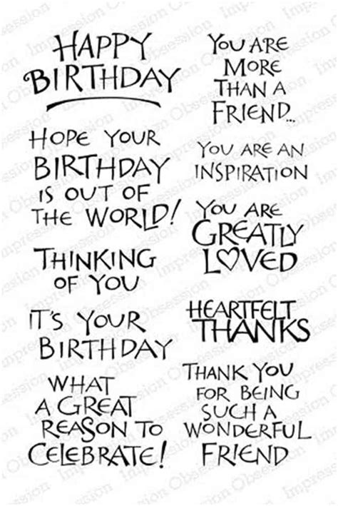 card sentiments 25 best ideas about greeting card sentiments on