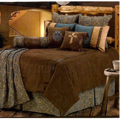 monterrey western bedding comforter set